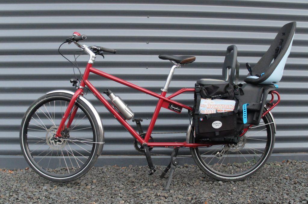 Un vélo efficace et élégant
