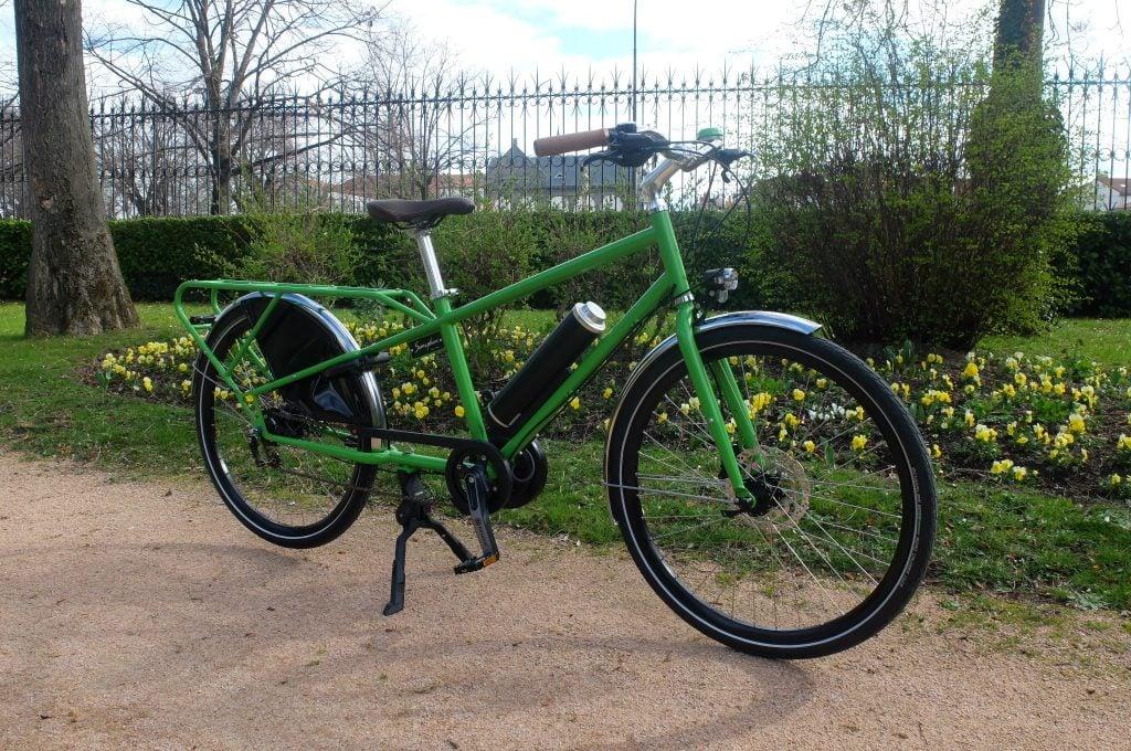 Un vélo artisanal personnalisable