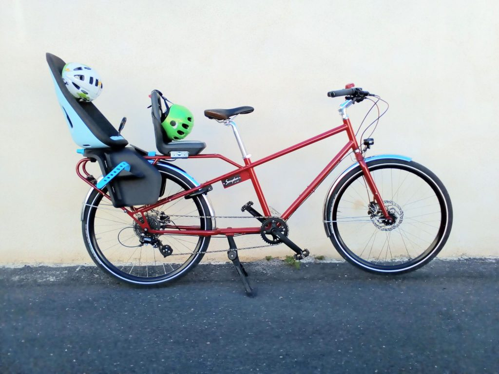 Vélo rallongé Sémaphore
